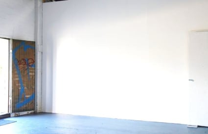 Blank Canvas Space for Small Biz