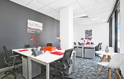 6 Person office in Blacktown