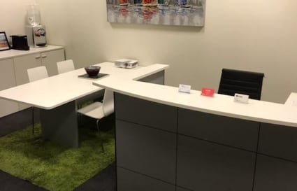 Come join us and rent a desk