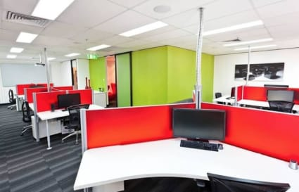 Designer office space in CBD