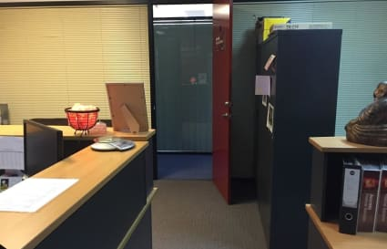 Joondalup Desk Space for 8