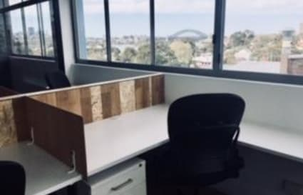 Premium dedicated desk in Balmain
