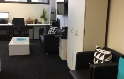 Booked : Semi private office for 2 in Manly