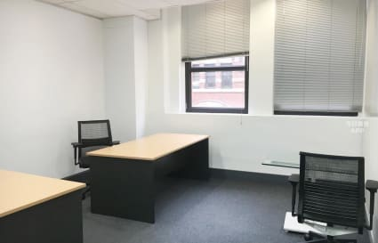 Sydney CBD furnished office to rent