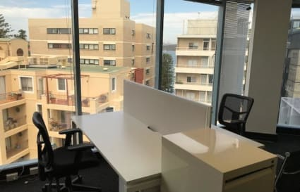 Desk for Rent in the Heart of Manly