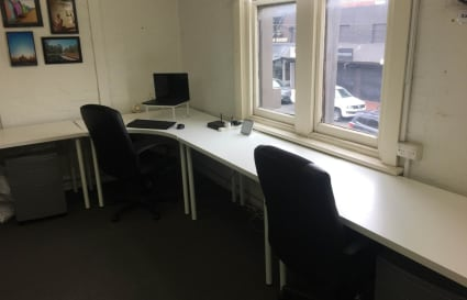 Desk spaces in Malvern