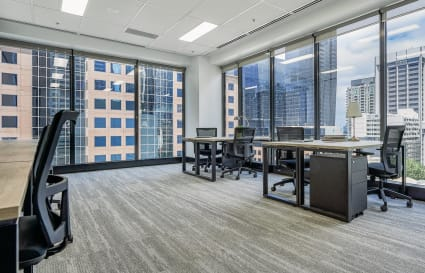 2 Seat Private Office @ 575 Bourke