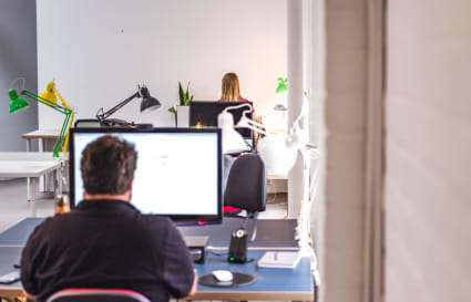 Coworking Dedicated Desk