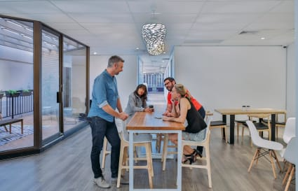 Private office for 4 people