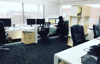 Coworking space in Inner West
