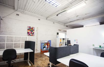 Petersham desk space for rent