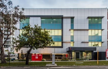 Modern office space West Perth