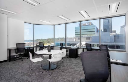 4 Person external office suite in Perth CBD