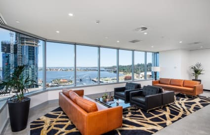 5 Person external office suite in Perth CBD