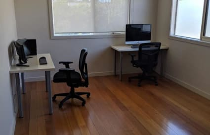 Self contained space Moonee Ponds