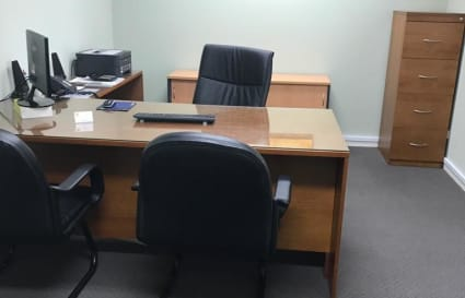 New professional offices