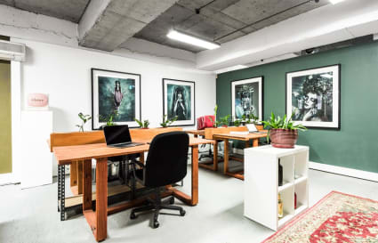 Creative working space