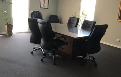 Smart new professional office