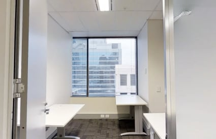 External office space for up to 2