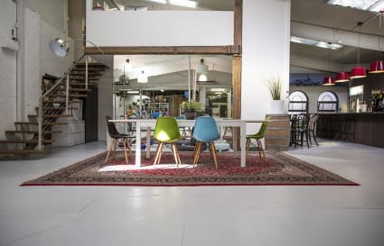 Creative Office Space to Share