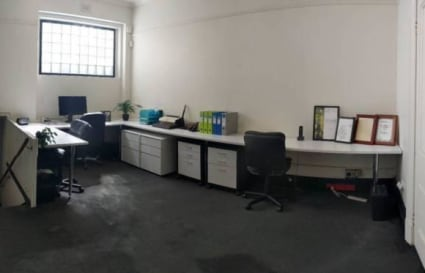 Cheap office space $420 week fits 4