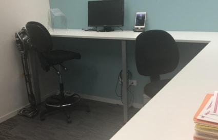 Work station