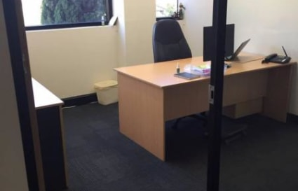 Private office spaces for 2