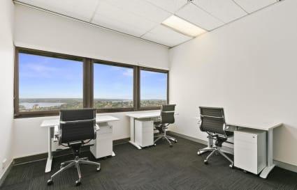 3 Pax external office beach view