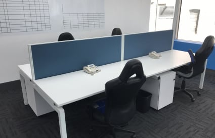 Private office space for team of 8