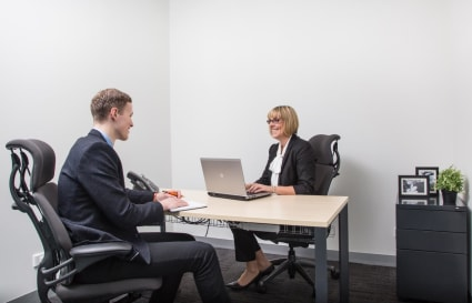 Internal 2 person private office