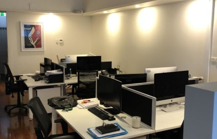 Desks For Rent - Premier Location