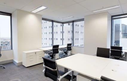 8 Person external office