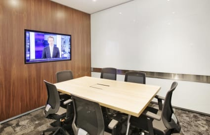 6 Person Private Board Room