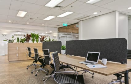 Internal office space for 4