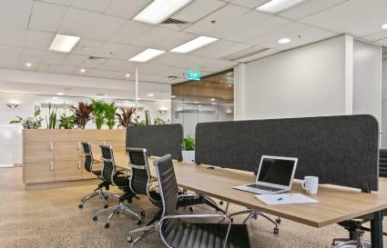 Internal co-working space in Bondi
