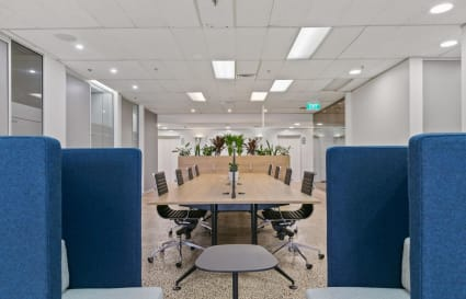 Internal office space for 5