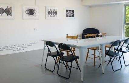 Hot desks - Shared Space
