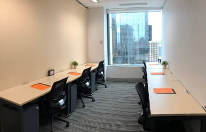 City view 6 person private office