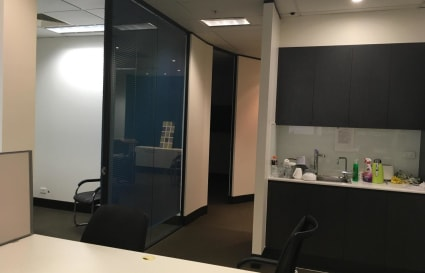 Rent up to 4 desks in CBD $160/wk