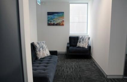 2 Person external office