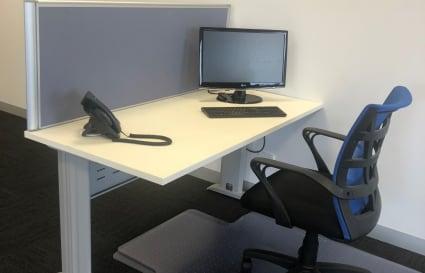 Coworking desks in Heatherton