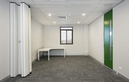 Private Office Space with Window