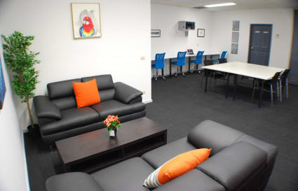 Coworking Desks and Office Space