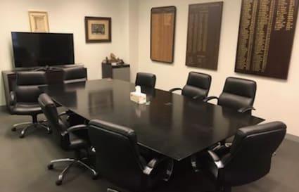 20 Person Private Office!