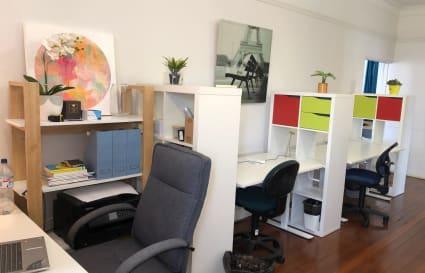 5 Desks in New Farm Queensland