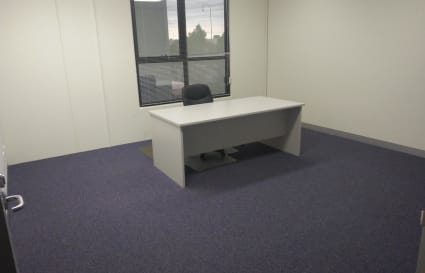 Private office with plenty of space