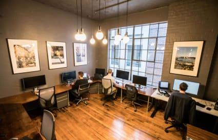 7 Person Private Office