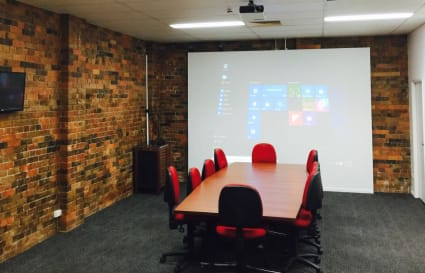 CBD's most functional meeting room