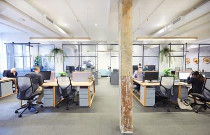 16 Person Private Office