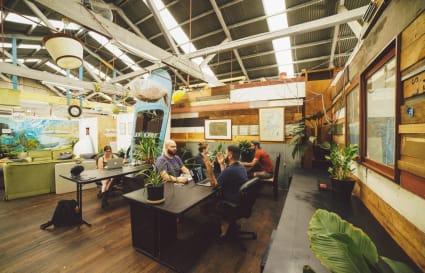 Coworking Desks Near Newtown
